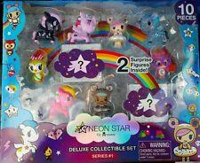 Tokidoki Neon Star Unicorno Deluxe Collectible Set series 1