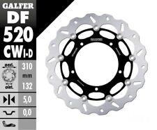 2007-2014 R1 Galfer Wave Brake Discs / Rotors 14 13 12 11 10 09 08 07 DF520CW