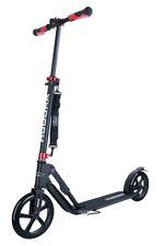 Hudora Scooter Roller Bold Big Wheel Style schwarz 230 / 205, 14235