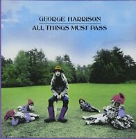 George Harrison - All Things Must Pass [CD]