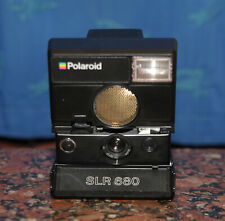 Mint Polaroid SLR 680 Instant Camera Full Working Tested With Film Top Condition