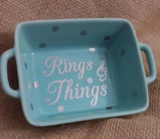 RL Rings and Things