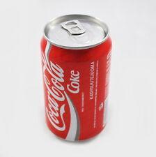 33cl Coca Cola Dose mit Inhalt, voll, ungeöffnet, unopend can, Finnland Finland