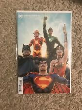 New ListingJustice League #44 A or B Dc Comics 2020 Nm