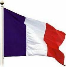 Drapeau France Étendard Français Bleu Blanc Rouge 90X60 ou 150X90 au choix