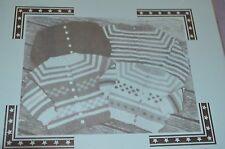 Vintage Ginger Original Knitting Pattern Children's Cardigans size 2 to 8