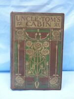 Uncle Toms Cabin By Harriet Beecher Stowe 1913 Illustrated Charles Hurrell Book