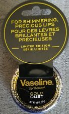 Vaseline Lip Therapy~LIMITED EDITION TIN~Gold Dust