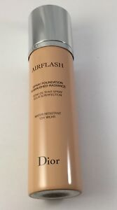 AIRFLASH Spray Foundation Airbrushed Radiance by Dior Choose Your Shade! NU