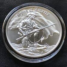 Sons of Liberty Silver 1 oz .999 2nd Amendment 3 Percenter Don't Tread On Me 500