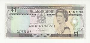 Fiji 1 dollar UNC QEII @ low start