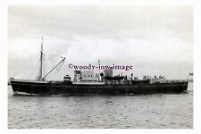 """rs0977 - Trinity House Ship - THV Ready , built 1947 - photograph 6""""x4"""""""