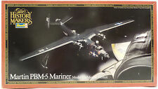 Aviation: martin PBM-5 mariner model kit fabriqué par revell au 1983 (mlfp)
