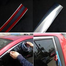 New Fits Most Car 6MM x 15M Car Chrome Moulding Trim Strip Self Adhesive NWE