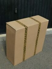 Heavy duty Cardboard Bicycle Wheel box 84x67x18cm Excellent used condition