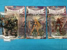 Ariel, Variant and Pennance Action Figure set of 3 - Darkchylde - Moore