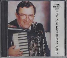 "JOE FEDORCHAK  ""The Best of""  NEW SEALED SLOVENIAN STYLE POLKA CD"