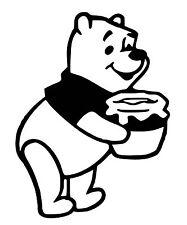 Winne The Pooh vinyl Decal / Sticker