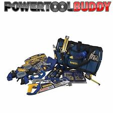 Irwin 1982859 45 Piece Professional Tool Kit In Heavy Duty Kit Bag XMS16TOOLKIT