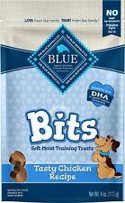 Blue Buffalo Bits Chicken 4OZ  (Free Shipping in USA)