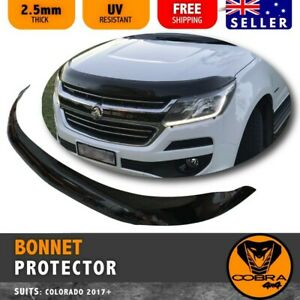Bonnet Protector fits Holden Colorado RG Injection Moulded 2016 2017 2018 - 2020