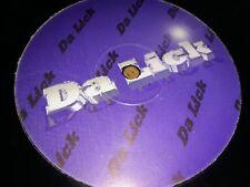 The Eliminators-Pootah/Untitled-Da Lick 10-Jump Up Drum & Bass Classic Vinyl