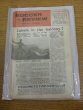 27/11/1965 recensione DI CALCIO MAGAZINE: volume 1 numero 14. se questo oggetto è qualsiasi Faul