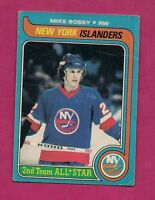 1979-80 OPC # 230 ISLANDERS MIKE BOSSY ALL STAR GOOD CARD (INV#6780)