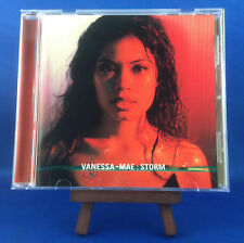 VANESSA-MAE: Storm (RARE OUT OF PRINT AUSTRALIAN 1ST PRESSING CD 8218002)