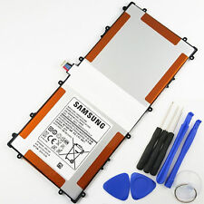 Original 9000mAh Battery SP3496A8H For Samsung Google Nexus 10 GT-P8110 + Tools