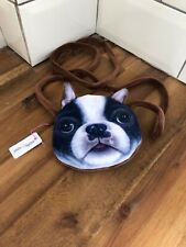Molly And Rose Pug Purse