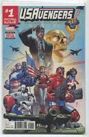 U.S. Avengers #1 NM  Marvel Comics CBX1G