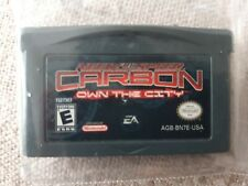 Need for Speed: Carbon - Game Boy Advance GBA SP Game plays Nintendo DS LITE