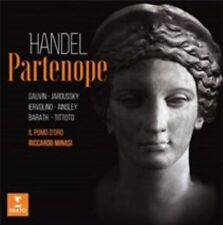 NEW Partenope (Audio CD)