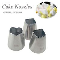 Pastry Lines Noodles Icing Piping Cake Decorating Cake Nozzles Baking Tools