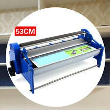 53cm Gluing Paste Gumming Maker Wallpaper Glue Coating Machine 8L Groove