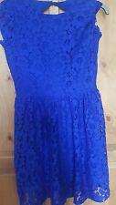 girls yumi lace dress age 13/14  164