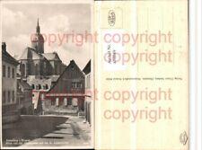 474649,Annaberg im Erzgebirge Blick von d. Farbegasse auf St. Annenkirche Kirche
