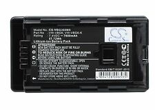 7.4V Battery for Panasonic AG-AC130 AG-AC130A AG-AC130AEJ VW-VBG6 Premium Cell