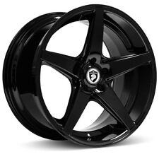 (4) Bavaria BC5 Wheels 18x8/9 5X114.3 Lexus IS250 E350 GS350 350Z 370Z G350 G370