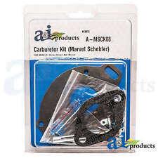 Carburetor Kit Msck08 Fits Whiteoliverminneapolis Moline U Ut