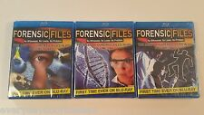 The Best Of Forensic Files In HD 1 Blu-ray season 1 2 3 NEW COMPLETE SET