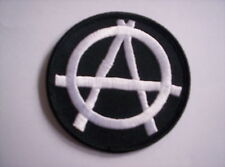 Biker Aufnäher  Anarchy ca 7,5 cm