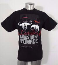 shirt.woot Lestrade's moustache pomade men's t-shirt black XL