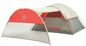 Coleman Cold Springs 4-Person with Front Porch Dome Tent NEW