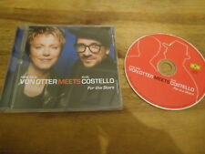 CD KLASSIK Anne Sophie V OTTER/E. COSTELLO: For the Stars (18 chanson) DGG JC/VG