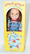"Chucky 12"" Dream Rush Doll Child's Play 2 Good Guy angry face Toy Figure USED"