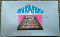 DELTA FORCE Strategy Game By Peter Pan Playthings Vintage 1988