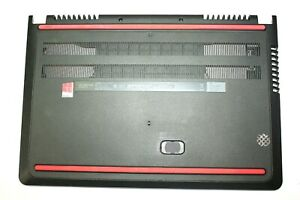 Genuine Dell Inspiron 15 7557 Laptop Bottom Case w/ Cover Door T9X28 / CJFXG
