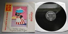 """Suzy y el Rojo Rayas-Mar Mujer Reino Unido 1977 EMI Muestra De Fábrica 12"""" SINGLE"""